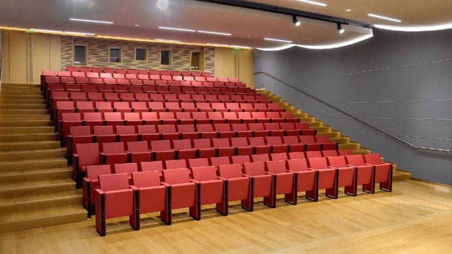 Siège écritoire ou amphithéâtre Valmorel, le siège auditorium haute qualité