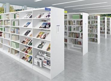 Bibliothèque de bureau Athéna - Benelux Office