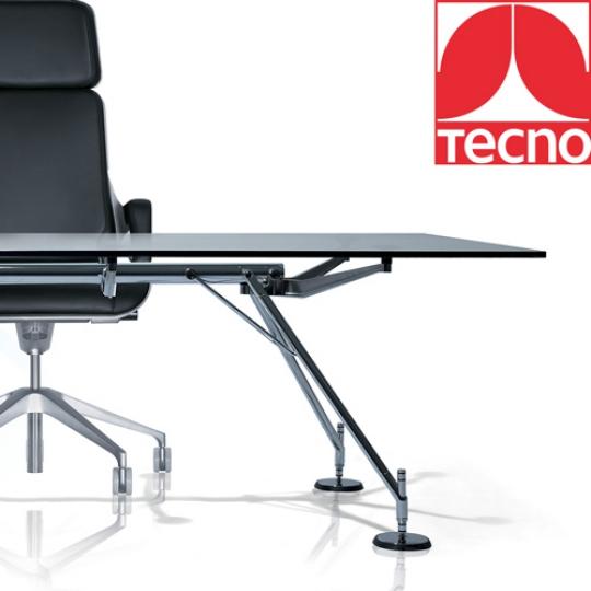 Mobilier de bureau design Nomos, Tecno