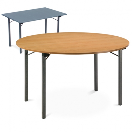 Mobilier de collectivité table pliante