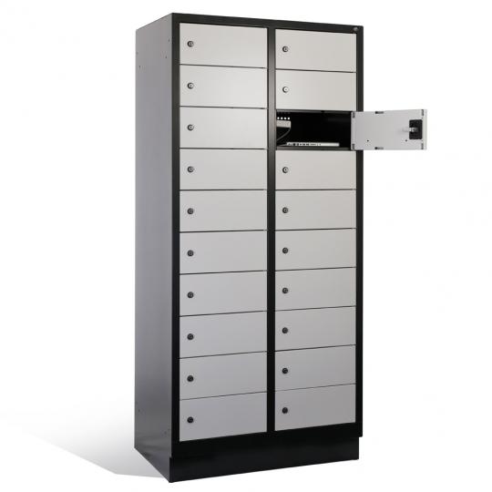 Armoires à casiers Ferlet, protégez vos appareils multimédias