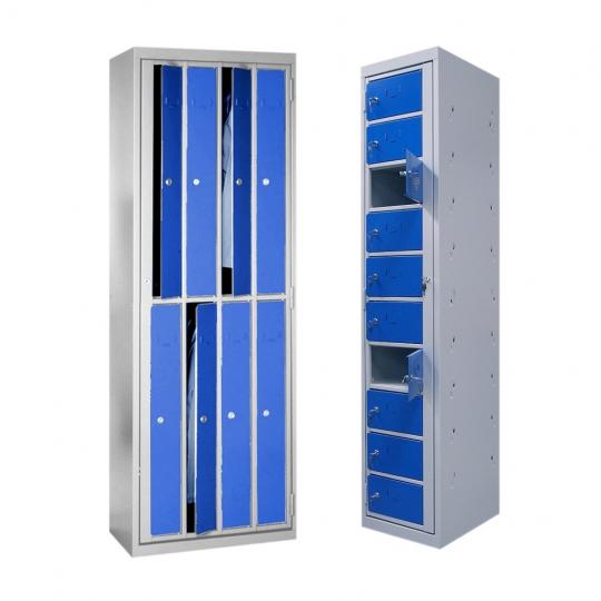 Mobilier industriel armoire
