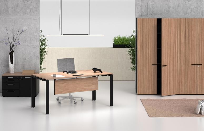 bureau modulaire avoriaz benelux office. Black Bedroom Furniture Sets. Home Design Ideas
