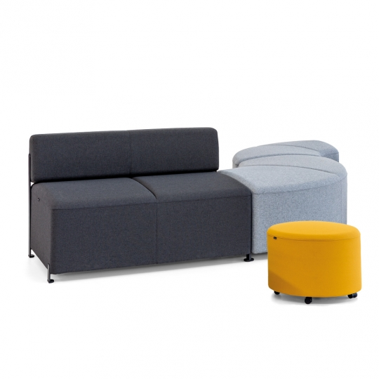Canapé d'accueil Comino