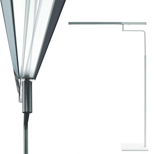 Lampe de bureau Profil Office Line, trace une ambiance lumineuse